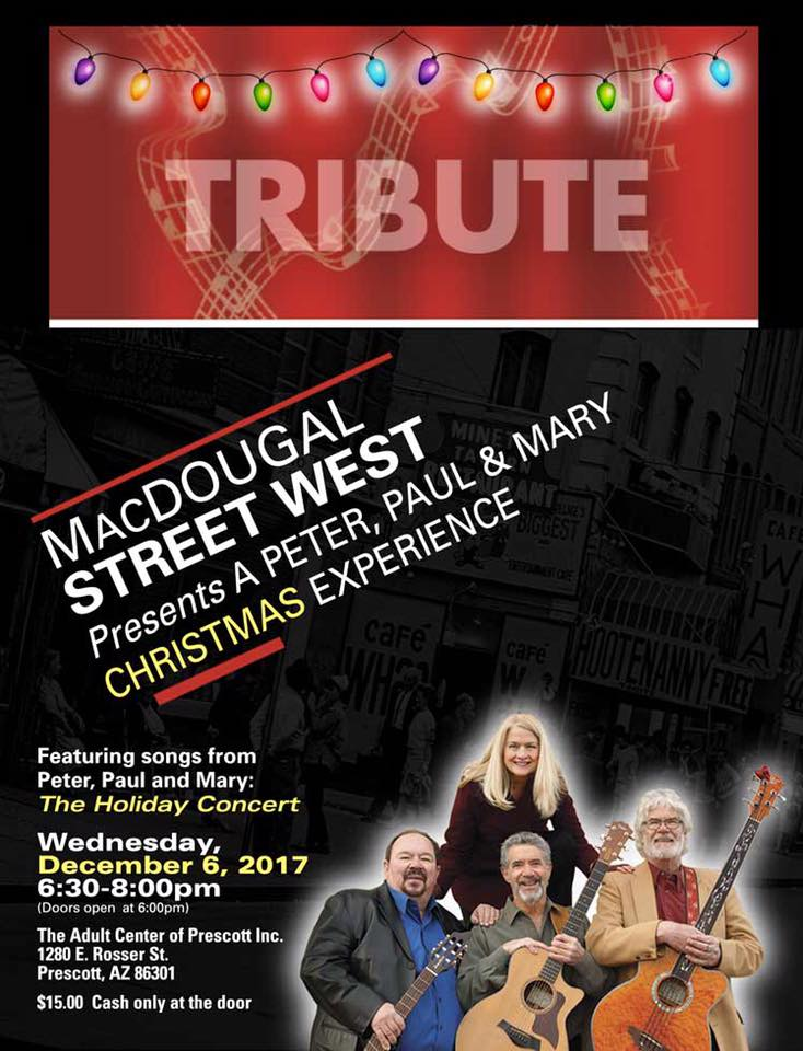 A Peter, Paul and Mary Christmas/Holiday Experience @ the Adult ...